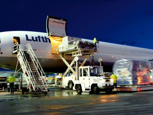 Air logistics businesses are still living well in the midst of the crisis